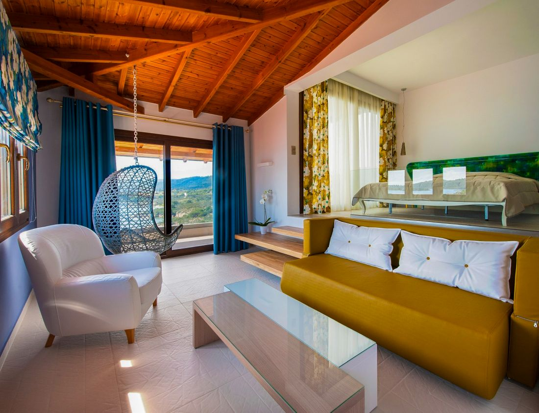 Θαλασσόκηπος Χαλκιδική ξενοδοχείο Βουρβουρού Σιθωνία