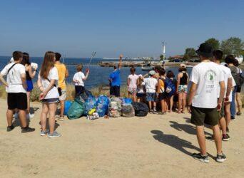 The Cleaningans Καλαμαριά Αρετσού καθαριότητα δράση