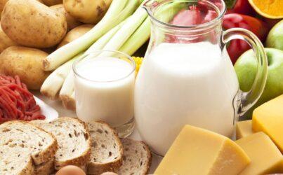 τροφές για οστά