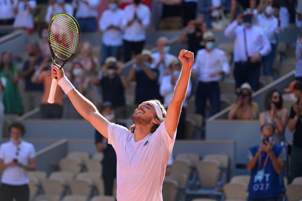 Στον τελικό του Rolland Garros ο Στέφανος Τσιτσιπάς