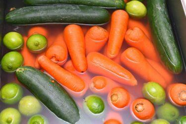 υπολείμματα από φυτοφάρμακα σε φρούτα και λαχανικά