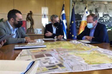 Θεσσαλονίκη: Λύνεται το ζήτημα της διάνοιξης της Ψελλού και της ανάπλασης στη Νέα Ελβετία