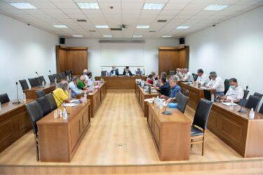 Σίνδος: Πραγματοποιήθηκε η συνεδρίαση του διοικητικού συμβουλίου της ΕΔΕΥΑ