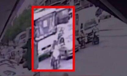 Νίκαια: Η στιγμής της τραγωδίας με την 7χρονη (Βίντεο – ντοκουμέντο)