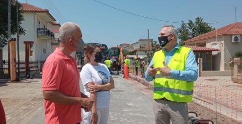 Συνεχίζονται οι συνδέσεις νοικοκυριών και επιχειρήσεων σε Κύμινα – Νέα Μάλγαρα με φυσικό αέριο