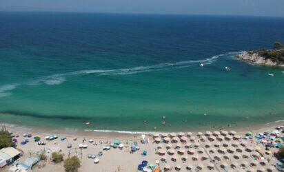 Εφτασε τους 30 βαθμούς η θερμοκρασία στην επιφάνεια της θάλασσας στην Ελλάδα