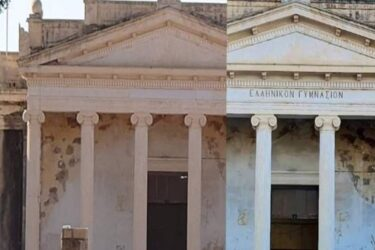 Κύπρος – Κατεχόμενα: Σβήνουν ό,τι θυμίζει Eλλάδα