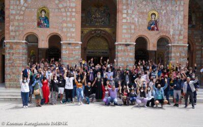 Επιτυχημένο το 23ο Συναπάντημα Νεολαίας Ποντιακών Σωματείων στην Παναγία Σουμελά στο Βέρμιο