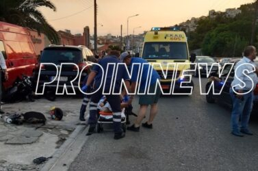 Καβάλα: Τροχαίο με τρεις νεκρούς μέσα στην πόλη – Παρασύρθηκαν και πεζοί (ΦΩΤΟ)