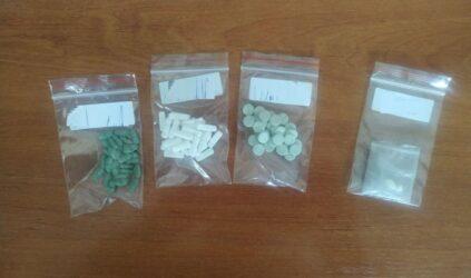 Συλλήψεις για ναρκωτικά σε Σέρρες και Ημαθία