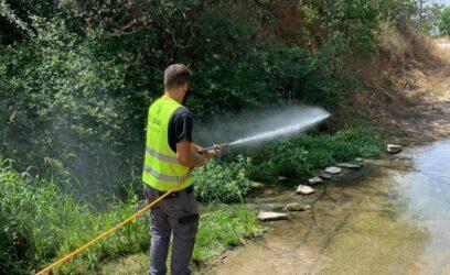 Δήμος Ωραιοκάστρου: Σε εξέλιξη το πρόγραμμα καταπολέμησης κουνουπιών