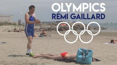 Ο Ρεμί Γκαγιάρ «ξαναχτυπά» και σατηρίζει τους… Ολυμπιακούς Αγώνες (ΒΙΝΤΕΟ)