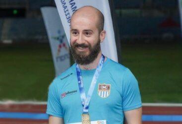 Σταματιάδης Πανελλήνιο Πρωτάθλημα Στίβου ρεκόρ