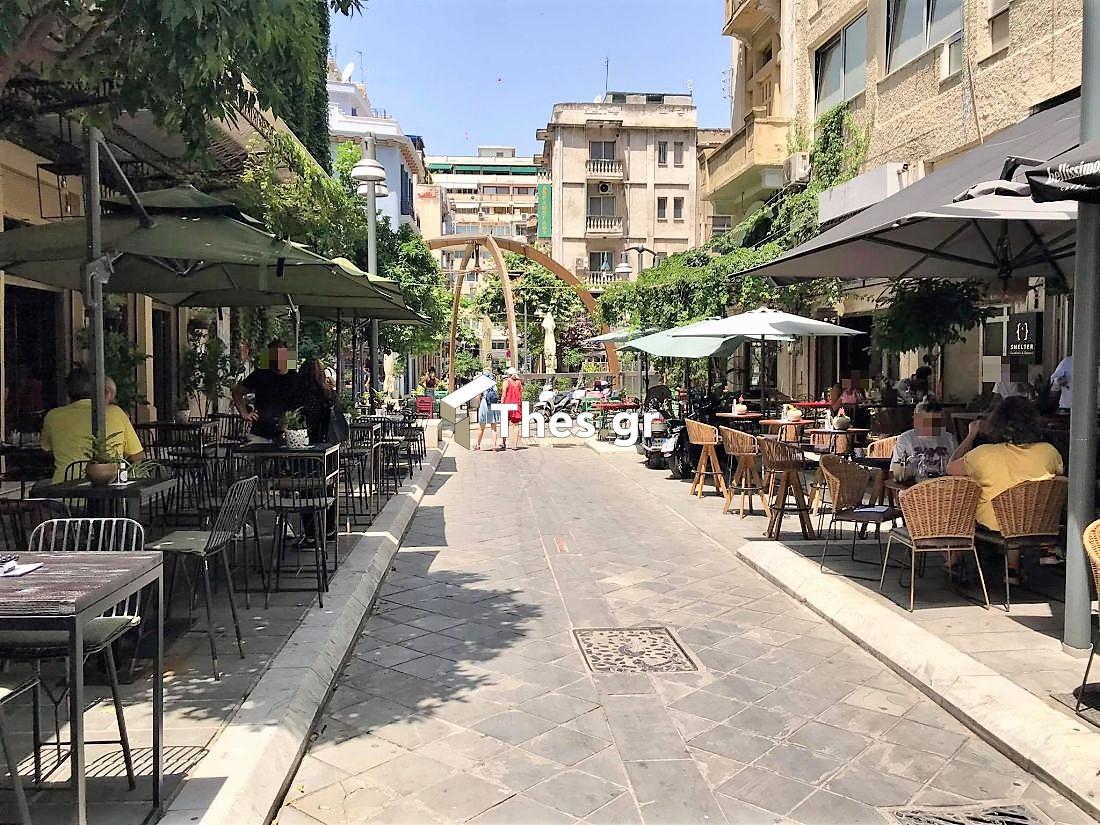 Αγίου Μηνά Πλατεία Εμπορίου