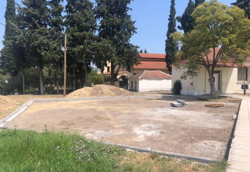δήμος Πύδνας Κολινδρού παιδικές χαρές