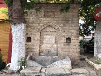 κρήνες Ανω Πόλη Θεσσαλονίκη
