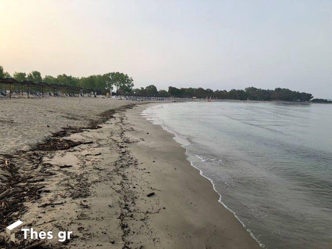 παραλία Αμμουδιά Πρέβεζας