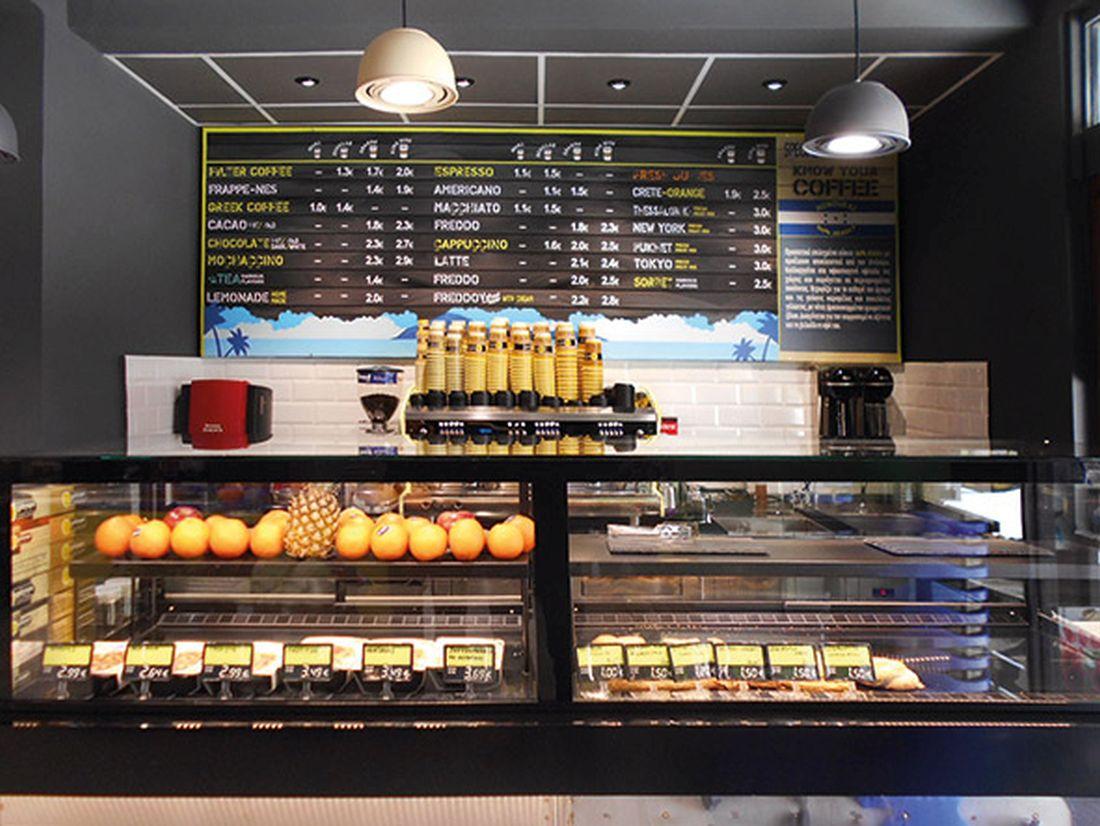 Καφεπαντοπωλεία Γρήγορα Σίβηρη Χαλκιδική