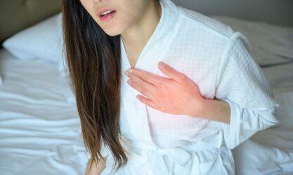 γυναίκες έμφραγμα μυοκαρδίου