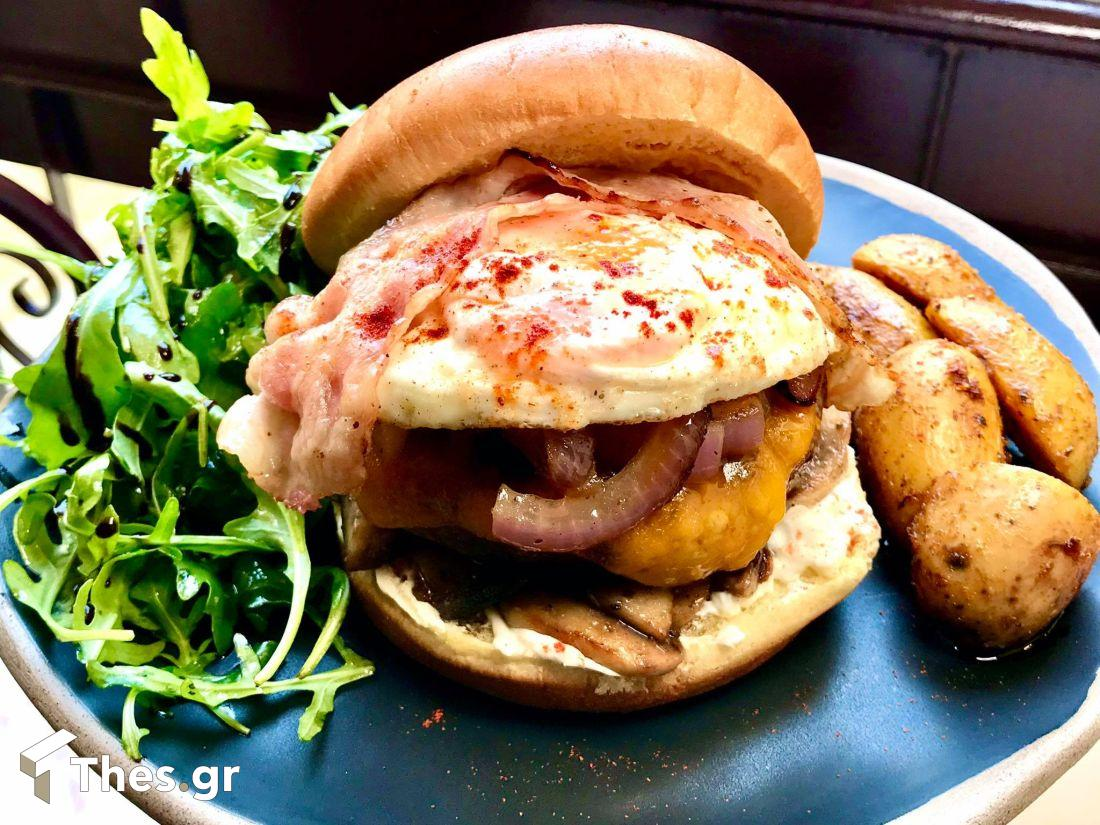Homely Bisteria Real Burger
