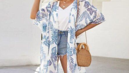 Κιμονό: Οι τρόποι για να τα φορέσετε το καλοκαίρι