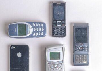 Πως μπορείτε να βγάλετε χρήμα από τα παλιά σας κινητά τηλέφωνα