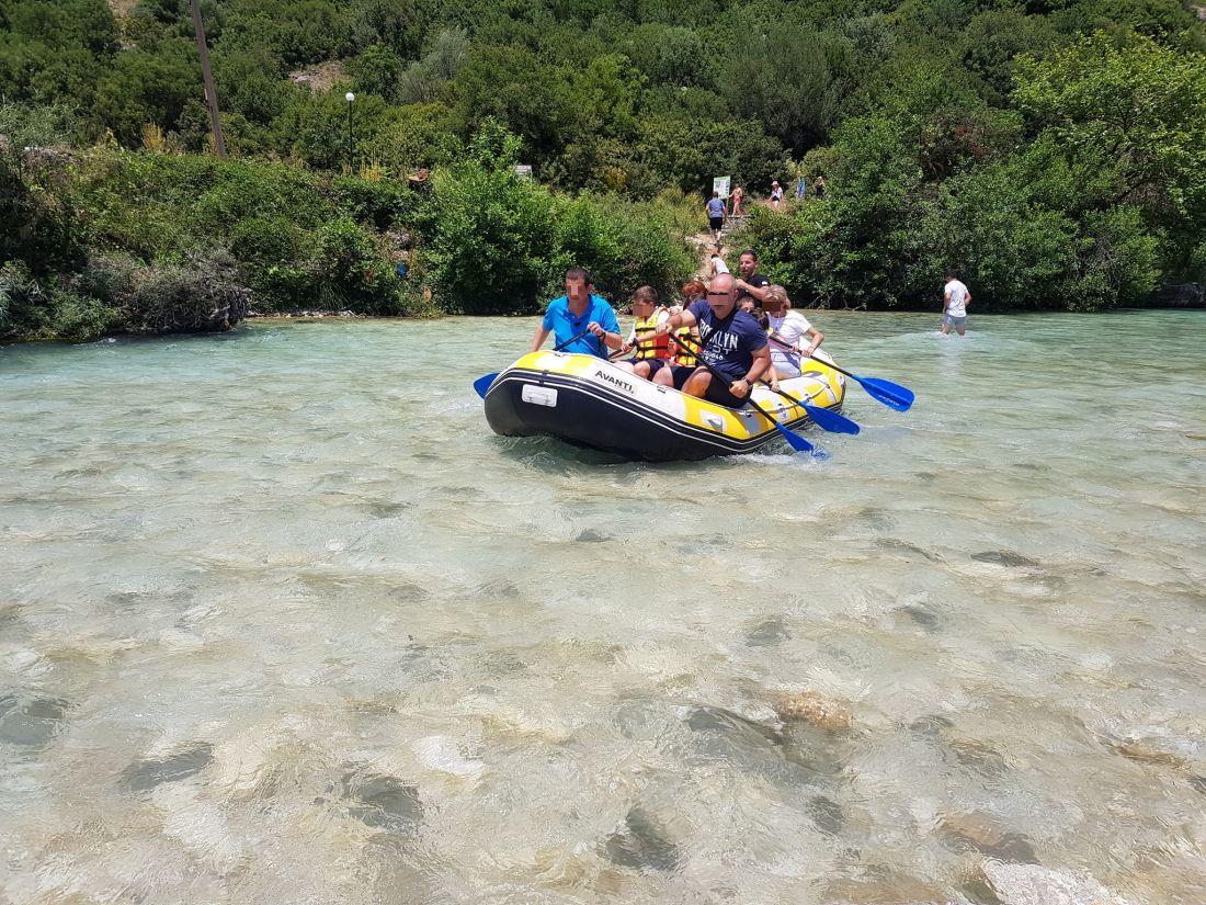 Paradise Rafting Club Πηγές Αχέροντα