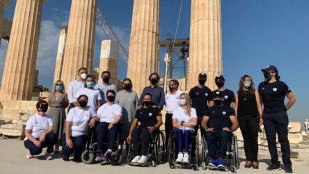 Ελληνική Παραολυμπιακή Ομάδα