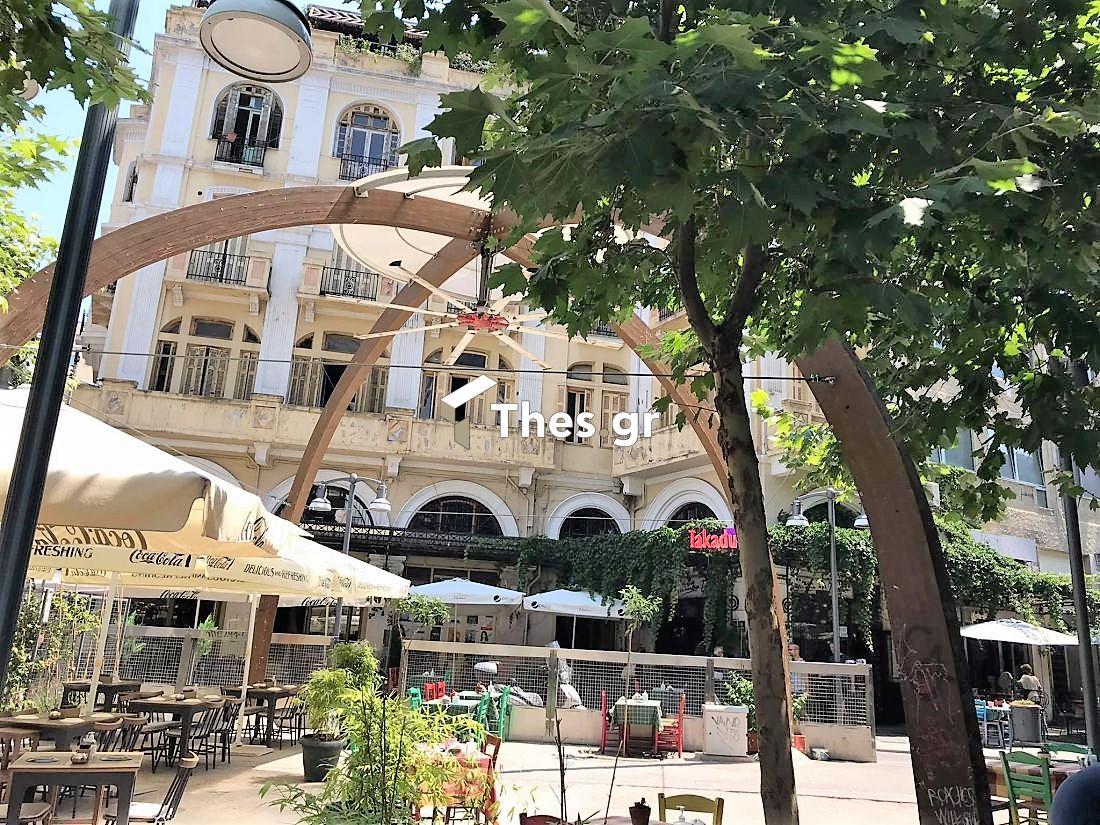Πλατεία Εμπορίου Θεσσαλονίκη