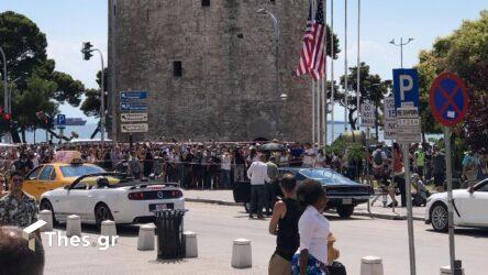 Θεσσαλονίκη: Μέσα από τα γυρίσματα του «The Enforcer» και των «Expendables 4»