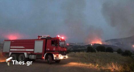 34 δασικές πυρκαγιές στη χώρα το τελευταίο 24ωρο