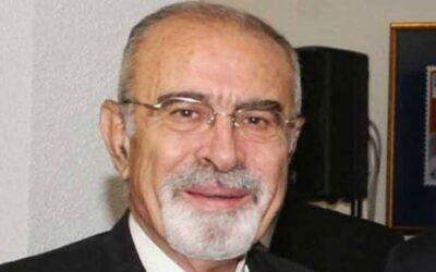 Πέθανε ο πρώην υφυπουργός και βουλευτής της ΝΔ Αγγελος Μπρατάκος