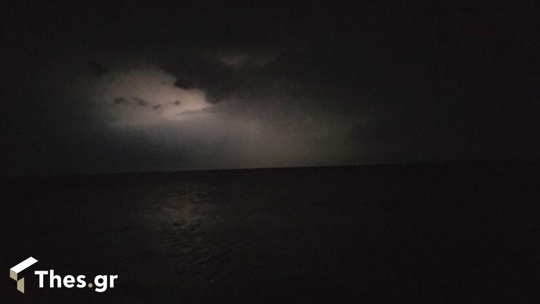 καιρός καταιγίδα