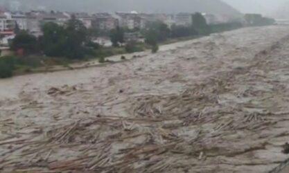 Τουρκία: Στους 40 οι νεκροί από τις σαρωτικές πλημμύρες