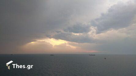 καιρός Θεσσαλονίκη