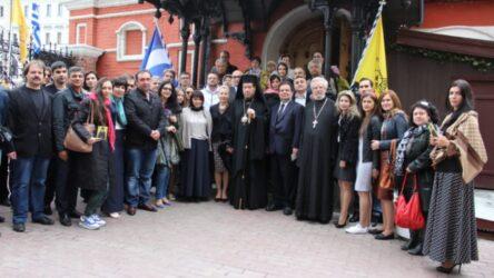 Ρωσία: Δέηση σε ναούς για τις πυρκαγιές στην Ελλάδα