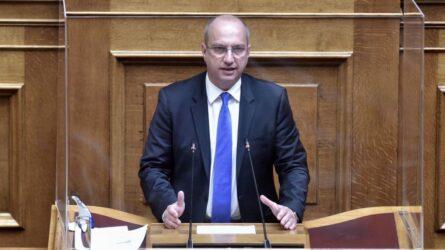 Οικονόμου: «Για πολλοστή φορά ο κ. Τσίπρας αποδεικνύει ότι δεν κατανοεί τις προσδοκίες της ελληνικής κοινωνίας»