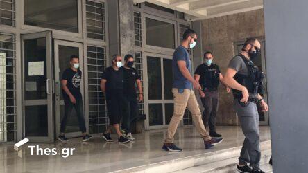 Θεσσαλονίκη: Δίωξη για ανθρωποκτονία εκ προθέσεως στον 48χρονο (ΦΩΤΟ)