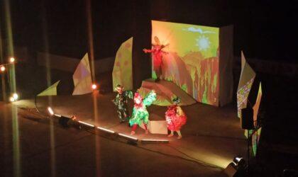 Δήμος Ωραιοκάστρου: Με παιδικές χαρούμενες φωνές «πλημμύρισε» το θέατρο Τσούκες στο Δρυμό
