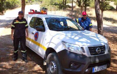 Δήμος Θεσσαλονίκη: Πέντε οχήματα στη διάθεση της ΠΥ για την προστασία του Σέιχ Σου