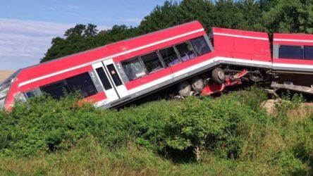 Σύγκρουση τρένων με δύο νεκρούς στην Τσεχία
