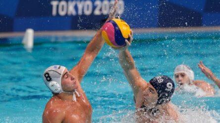 Ολυμπιακοί Αγώνες: Ο Αργυρόπουλος στην κορυφαία επτάδα στο πόλο