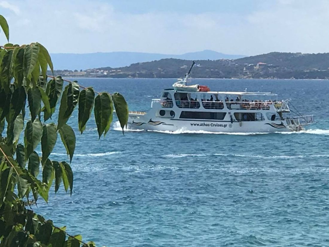athos cruises Αγιο Ορος