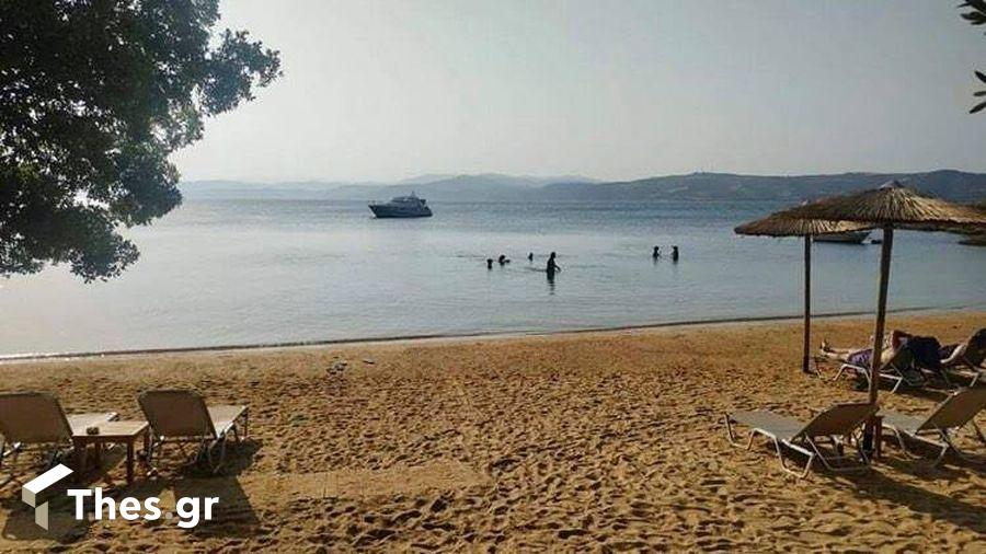 banana beach Αμμουλιανή