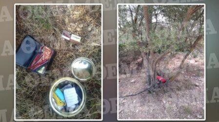 Βαρυμπόμπη: Εμπρηστικός μηχανισμός βρέθηκε στο δάσος