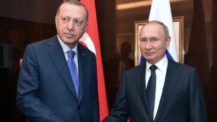 O Πούτιν επικοινώνησε με τον Ερντογάν για το Αφγανιστάν