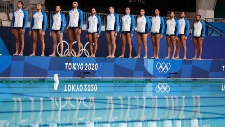 """Ολυμπιακοί Αγώνες: Ετοιμη να κατακτήσει την κορυφή στο πόλο η """"γαλανόλευκη"""""""