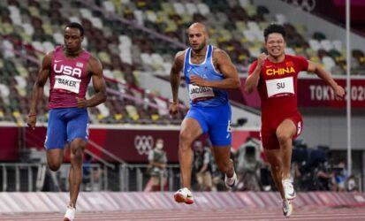 Ολυμπιακοί Αγώνες: Ο Ιταλός Μαρσέλ Τζέικομπς ταχύτερος άνθρωπος στον πλανήτη