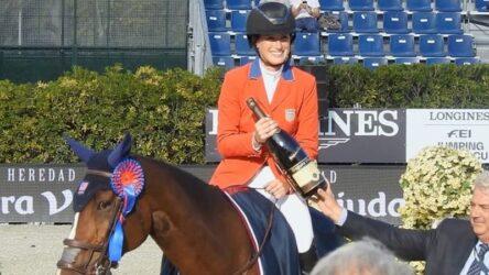 Η κόρη του Μπρους Σπρίνγκστιν κέρδισε το αργυρό μετάλλιο στην ιππασία στο Τόκιο