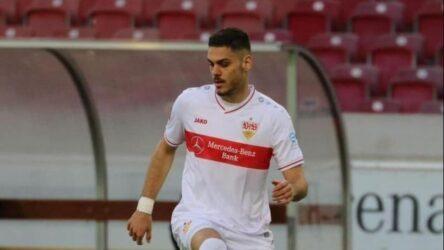 Σκόραρε ο Μαυροπάνος στο εμφατικό 6-0 της Στουτγκάρδης στο Κύπελλο